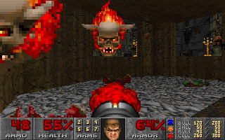 Captain Williams =/\= | Doom II: Hell on Earth Feature | PC