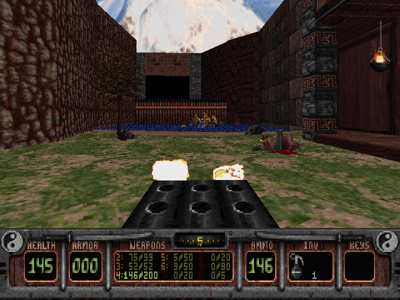 Captain Williams =/\=   Shadow Warrior Feature   PC DOS   Who wants