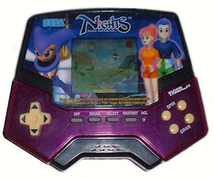 Image result for nights into dreams tiger game