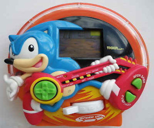 Image result for sonic tiger lcd