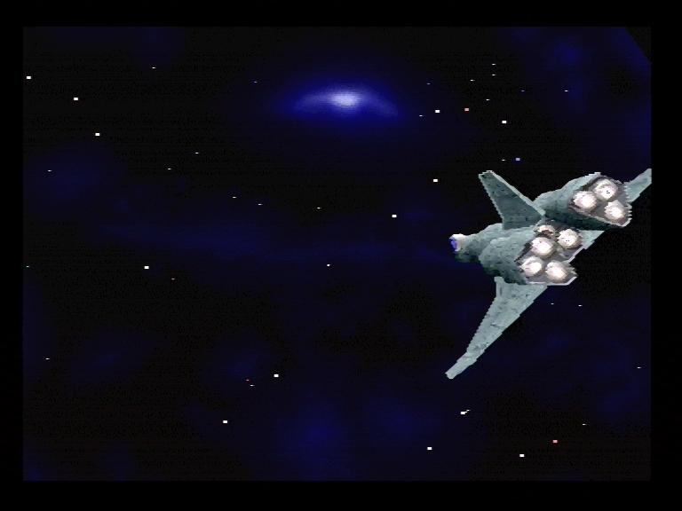 Captain Williams =/\=   SEGA Saturn Area   Main Feature