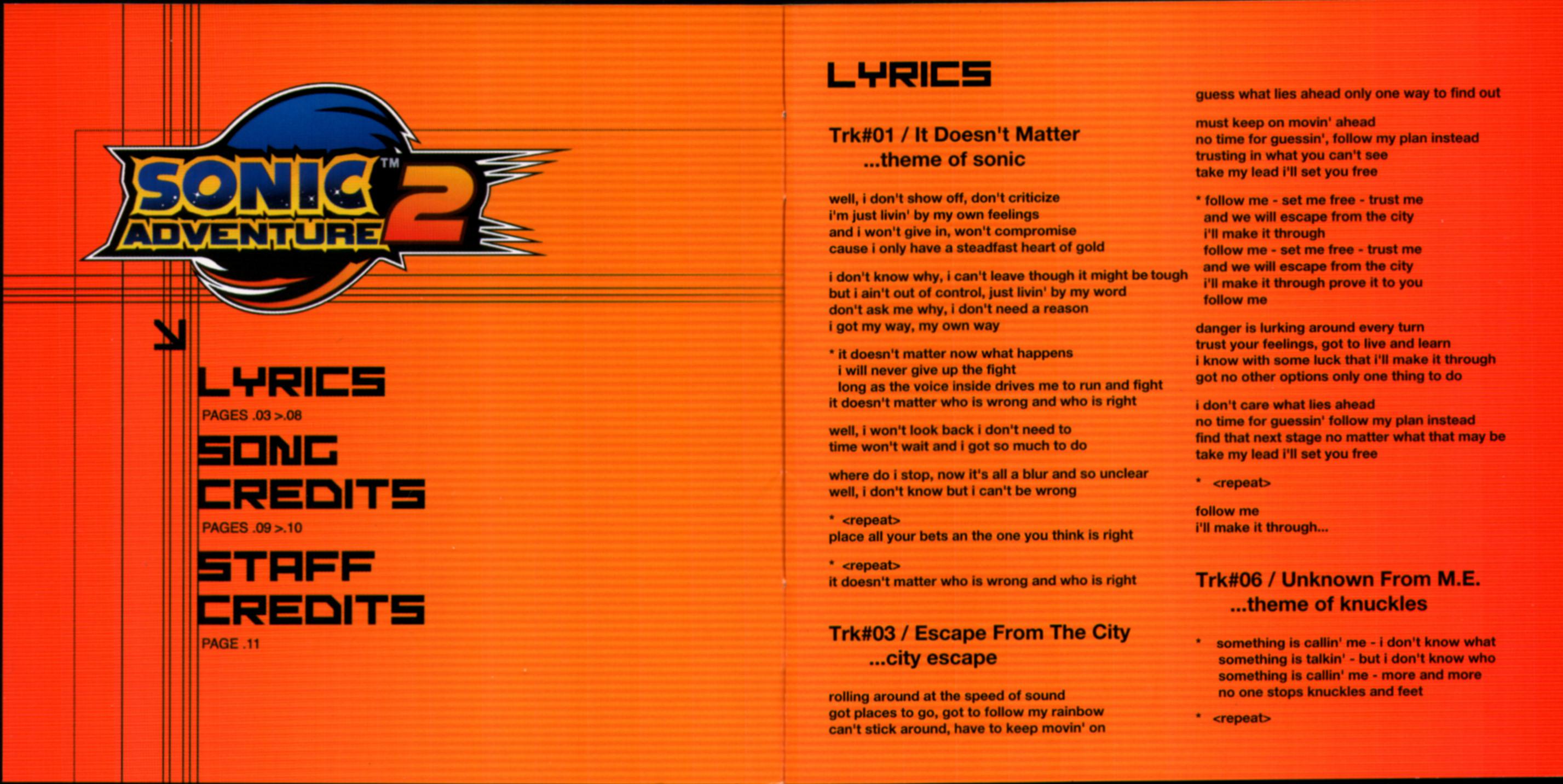 sonic world city escape