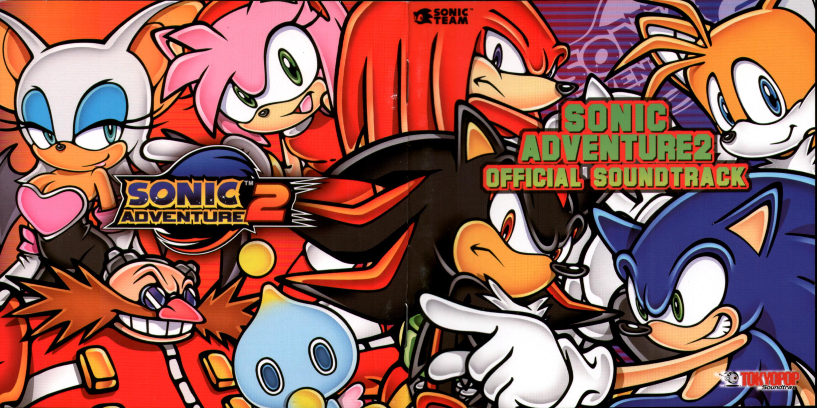 Captain Williams co uk =/\= | Sonic Adventure 2 Feature