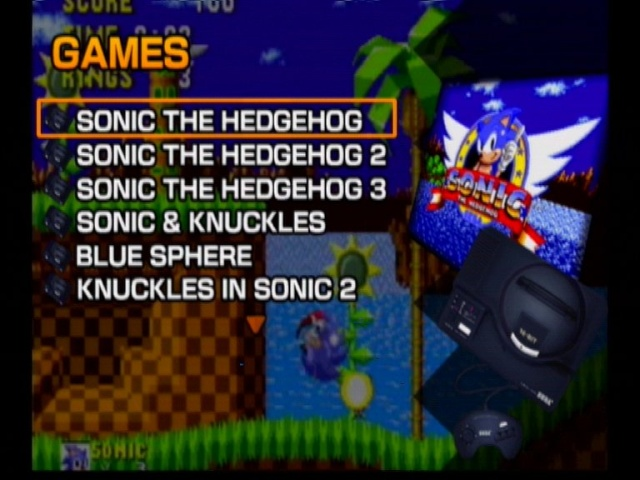 how to get level select in sonic 3