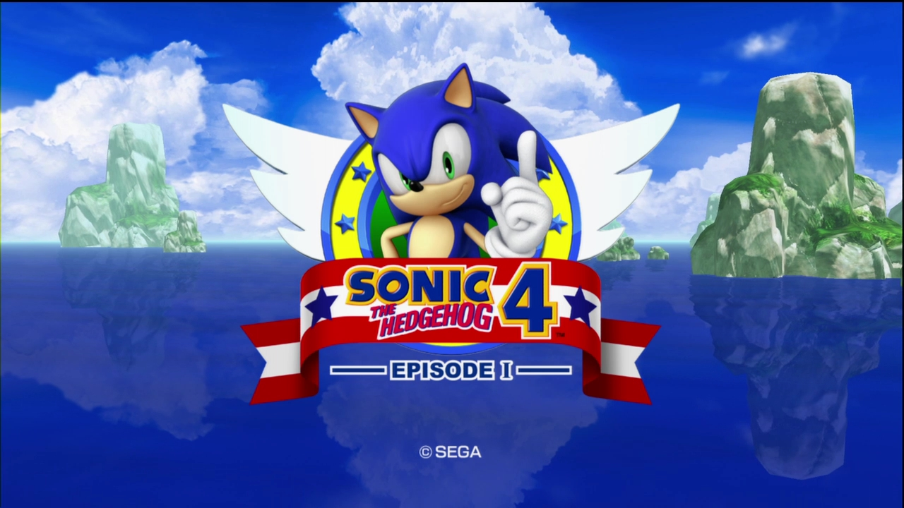 Captain Williams Sonic The Hedgehog 4 Feature Xbox 360 Multi Main Page