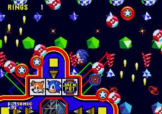 Captain Williams Sonic Amp Knuckles Feature Mega