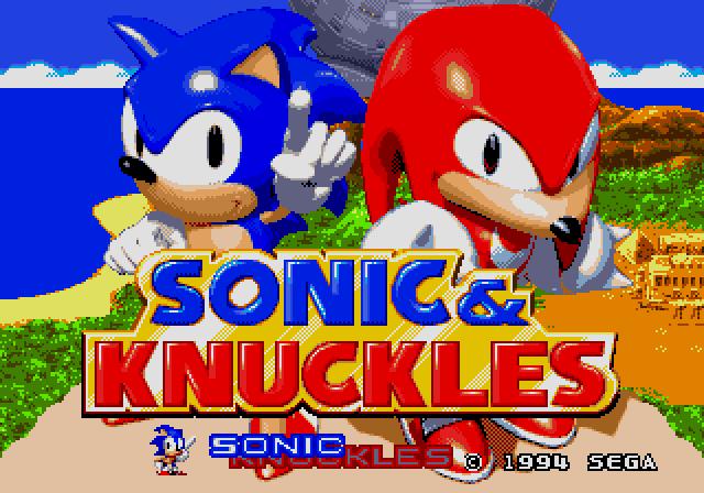 Captain Williams Sonic Knuckles Feature Mega Drive Genesis Main Page