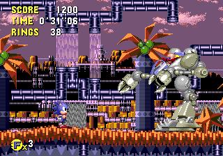 Sonic The Hedgehog CD Beta Versions | Mega CD | 1993