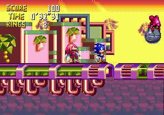 Knuckles Chaotix ROM Download for Sega Genesis - CoolROMcom